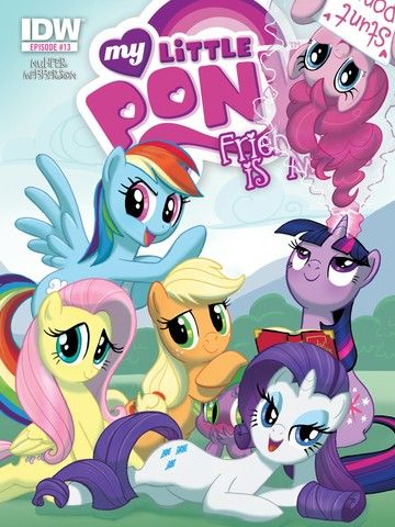 my little pony friendship is magic episode 13 mylittlepony
