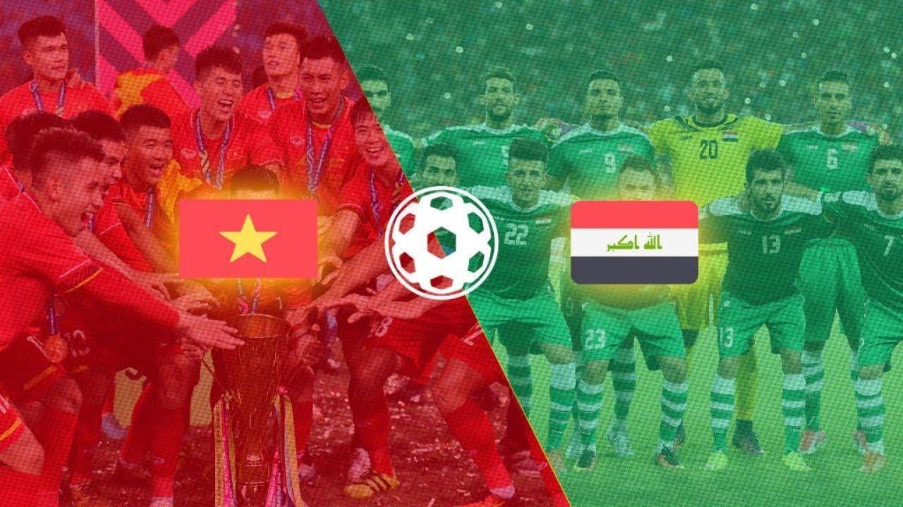 🔴 Viet Nam vs Iraq Asian Cup 2019 🔴Live streaming (20h30 8