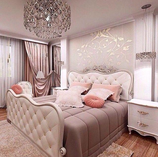 25 Stunning Transitional Bedroom Design Ideas: Bedroom Decor, Pink Bedroom Decor