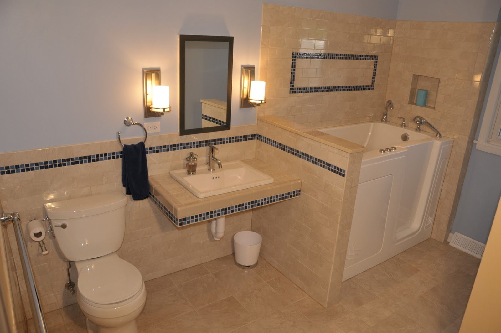 Wheelchair Accessible Bathrooms | Gallery of Accessible Bathrooms « ADA Pros