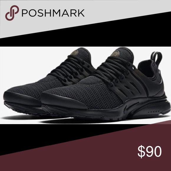 Nike Air Presto 878068-003 Triple Black