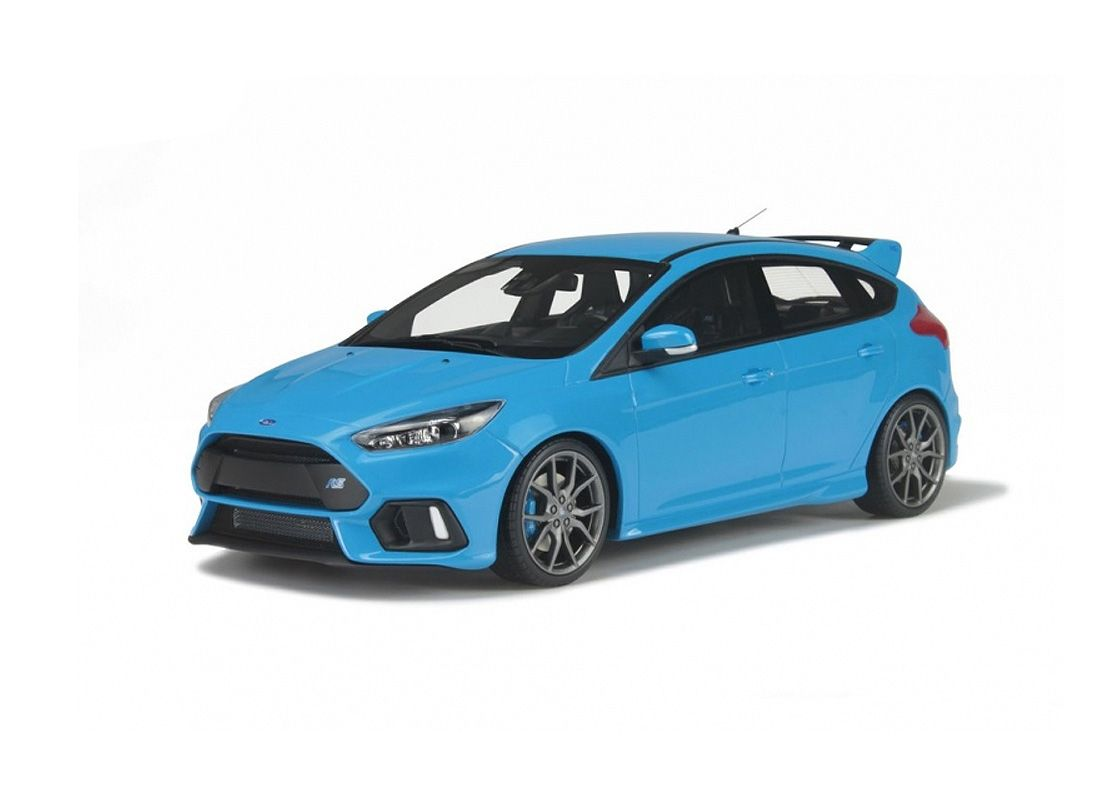 Ford Focus Rs 2016 Resin Model Car Ford Focus Rs Focus Rs Ford Focus Rs 2016