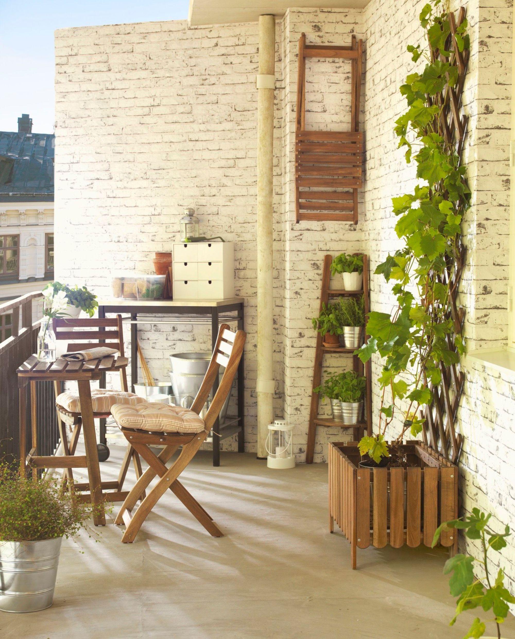 Aménager et décorer un balcon pour pas cher