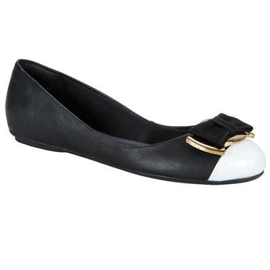 afbfdf13628  Sapatilha Bebecê Preto e Branco  Fashion  Shoes  Spring  Black  White