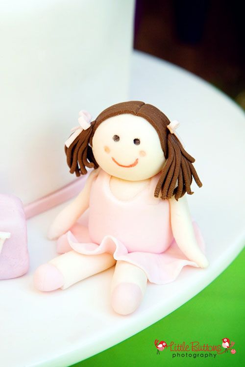 Playschool Party - this includes how to make fondant ...
