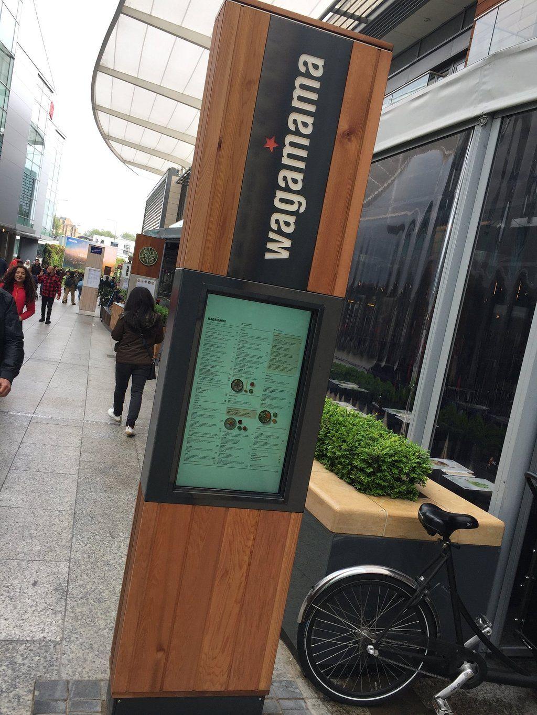 Adición amortiguar instante  Westfield white city - Wagamama, London Traveller Reviews - TripAdvisor |  Trip advisor, White city, London