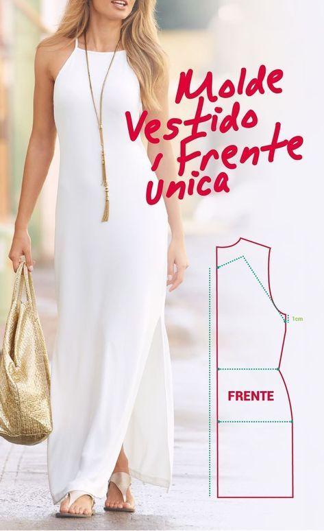 Vestidos básicos | moldes costura | Pinterest | Pinterest photos ...