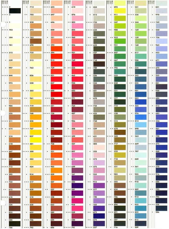 Metrosene 1161 Color Chart Sewing Pinterest Quilts Chart And