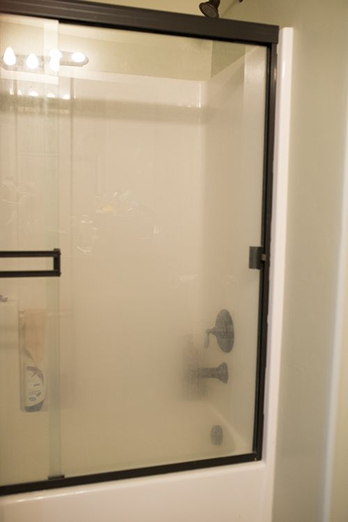 Magic Eraser To Clean Glass Shower Doors Cleaning Tips Pinterest