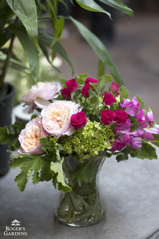 For the pink and blush lover!  http://shop.rogersgardens.com/browse.cfm/floral-arrangements/2,72.html