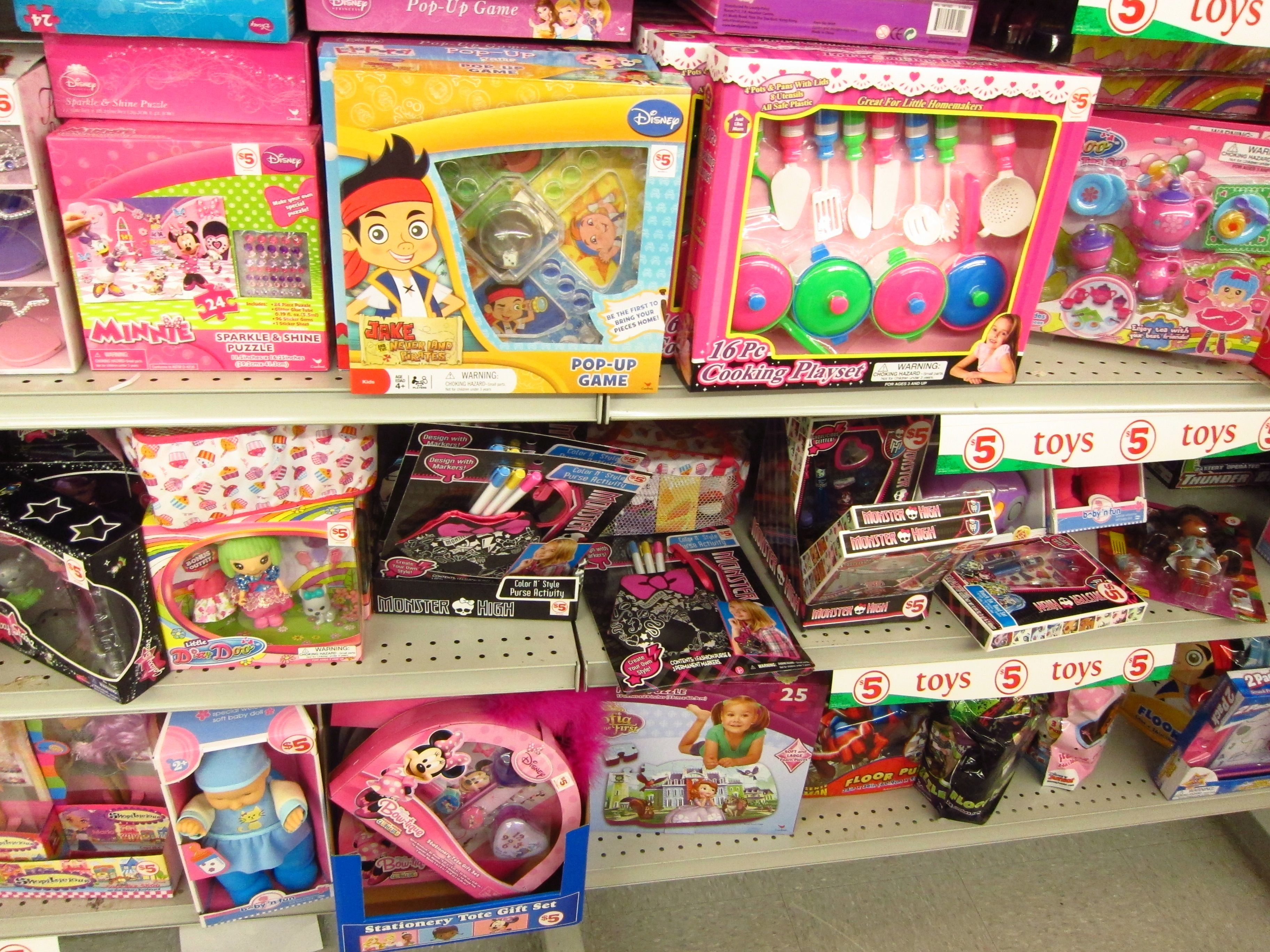Family Dollar 2013 Toys For Girls Family Dollar Gaming Products