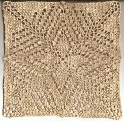Ravelry: Bedspread Square pattern by Yoko Suzuki (鈴木陽子) | KÜÇÜK ...