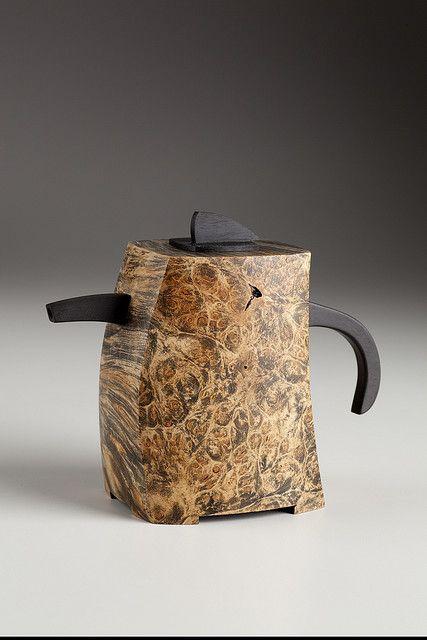 Art Liestman - teapot