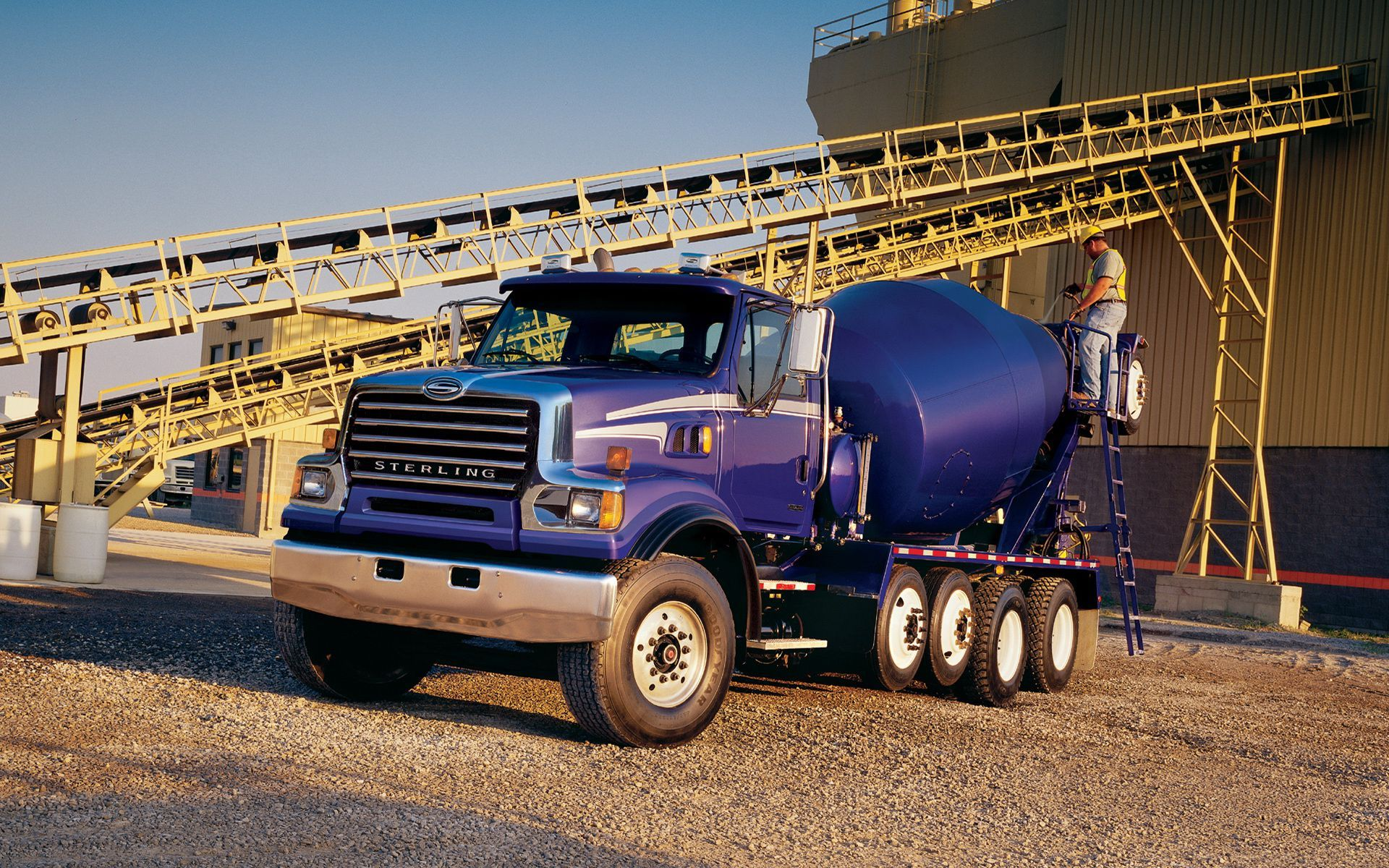 Sterling acterra interior sterling trucks pinterest steyr semi trucks and rigs