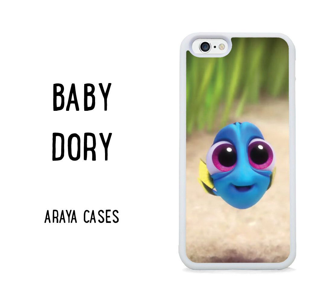 Finding Dory Phone Case iPhone Baby Dory Disney Cute ...