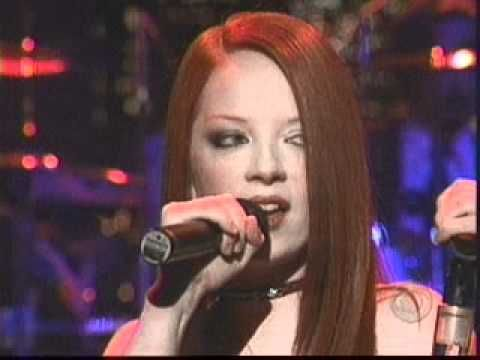 Garbage The World Is Not Enough Live On David Letterman