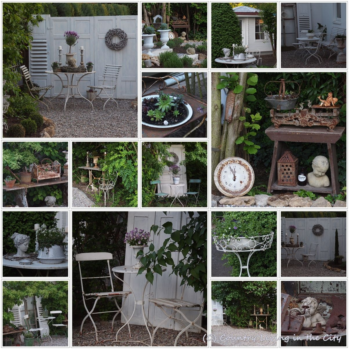 bildergebnis f r shabby garten gestalten garten pinterest gardens. Black Bedroom Furniture Sets. Home Design Ideas