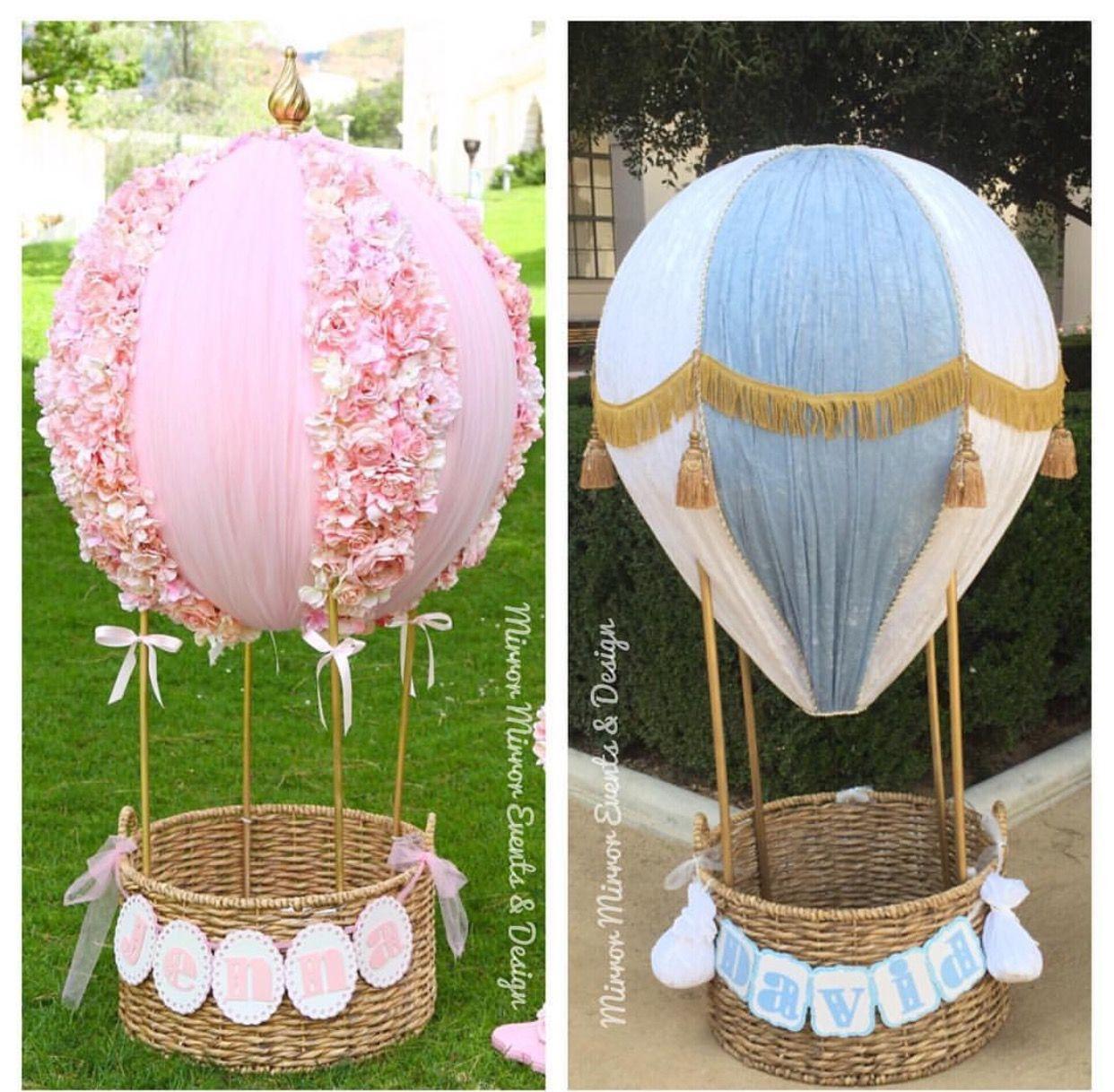 воздушный шар с корзиной для фотосессии земле