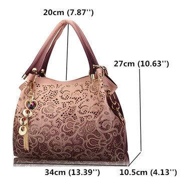 052bf5b77f9 Brenice Embossed Flower Handbags Vintage Capacity Bohemian Shoulder ...
