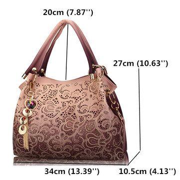 052bf5b77f9 Brenice Embossed Flower Handbags Vintage Capacity Bohemian Shoulder ...