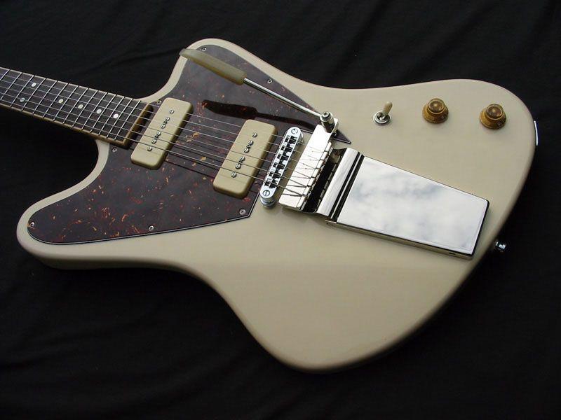 Custom Made Gibson Non Reverse Firebird Music Pinterest