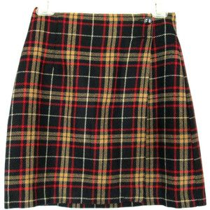 b9dbb01754 90's High Rise Plaid mini skirt size S/M | Dream~Closet | Mini ...