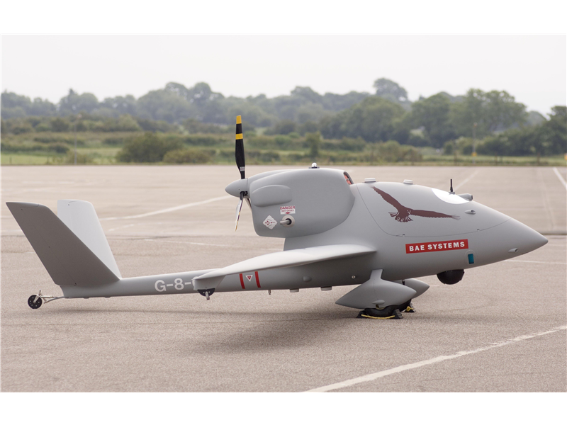 Uk Ministry Of Defense Mantis Drone System Military Drone Uav Drone Unmanned Aerial Vehicle