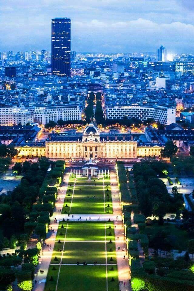 Parigi Parigi, Viaggi e Paesaggi