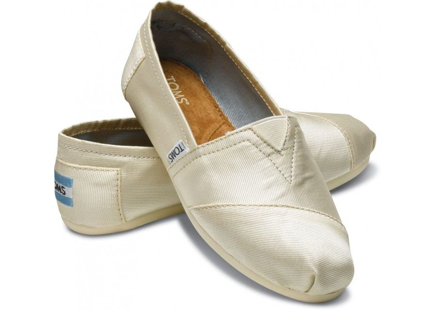 1573c7cf4bf For under your gown or to change into when you re dancing!  TOMS Grosgrain  Classics