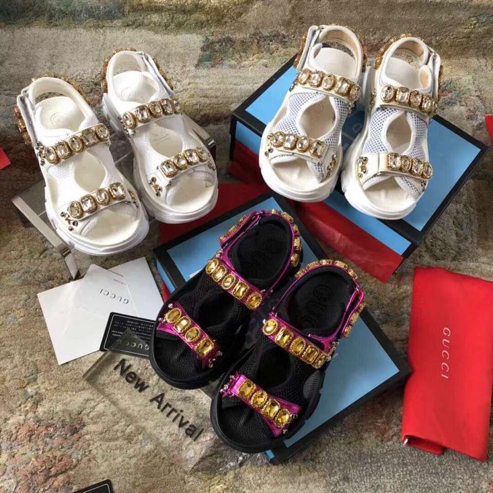Gucci replica casual sandals / slides