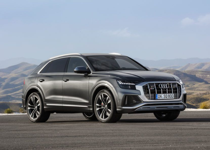 Audi SQ7 and SQ8 are coming to America to take on BMW X5/X6 M50i