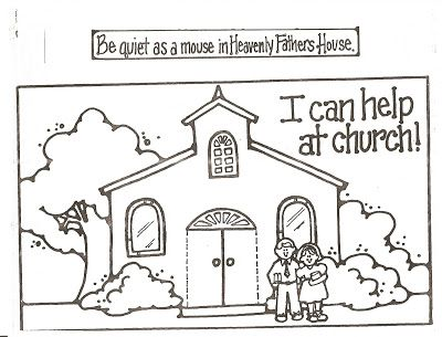 Lds Nursery Color Pages 38 I Can Be Reverent Lds Nursery Church Nursery Sunday School Crafts
