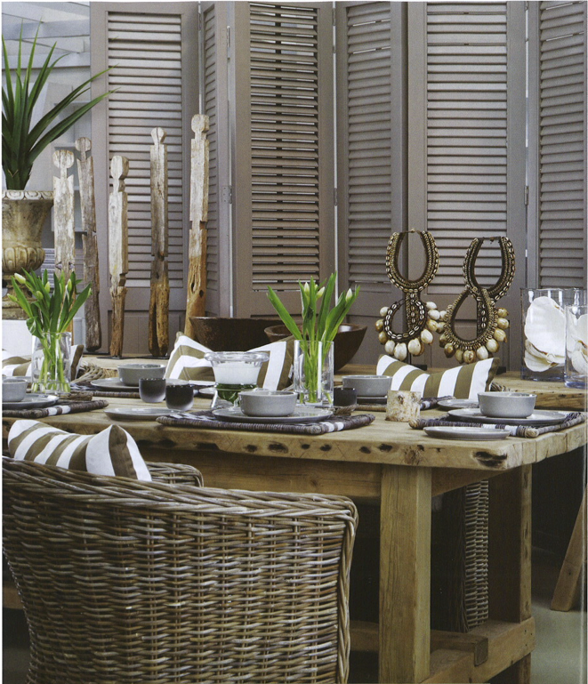 Mr Price Home Inspiration Ethnic Naturalwoods Natural Selection