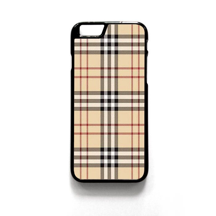 buy popular 8efb7 6b84d Burberry Pattern For Iphone 4/4S Iphone 5/5S/5C Iphone 6/6S/6S Plus ...