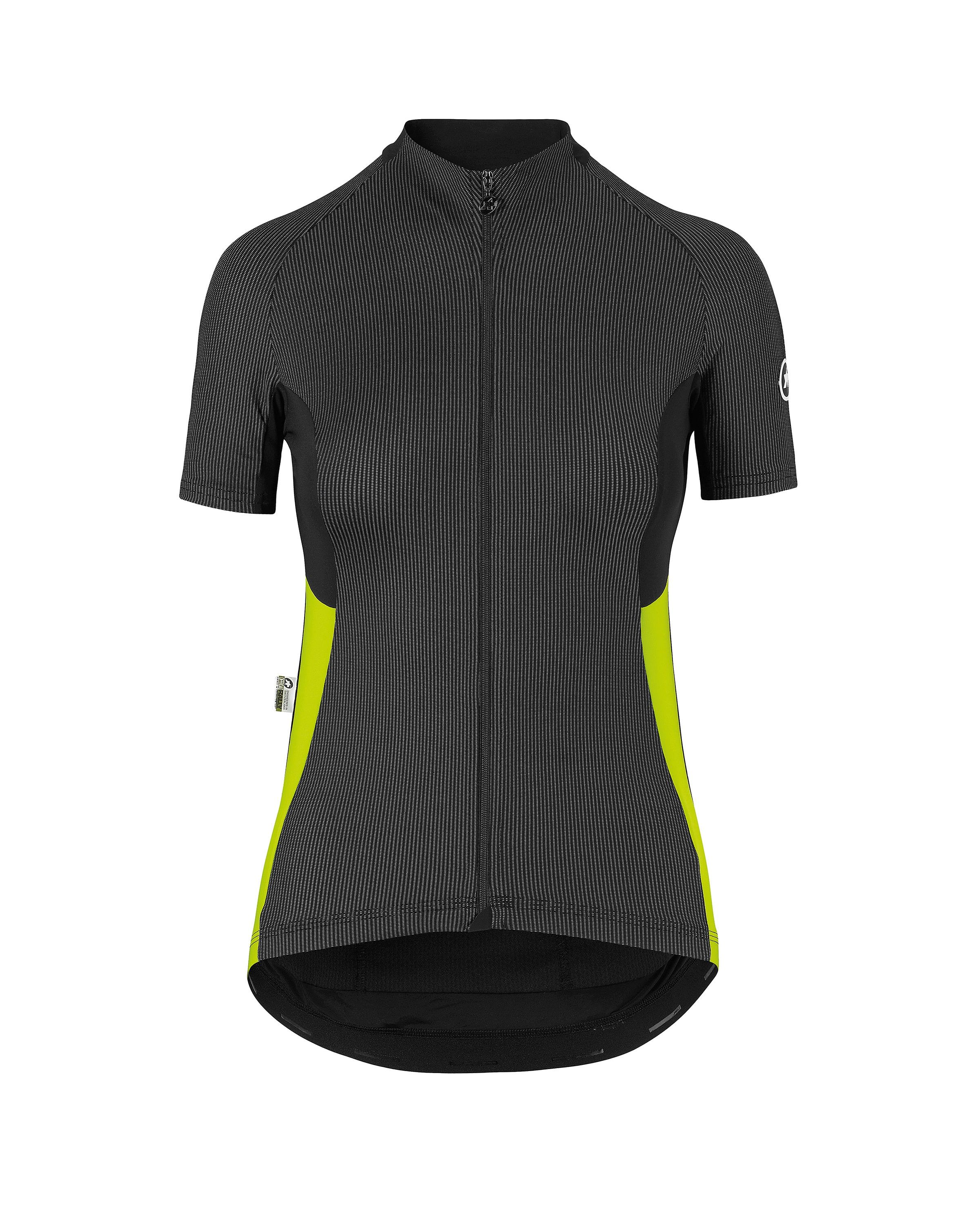 ASSOS SS.RALLYTRECKINGJERSEY EVO7 LADY pitonGreen-X-Large - Born to meet  the needs 1f1ed4835
