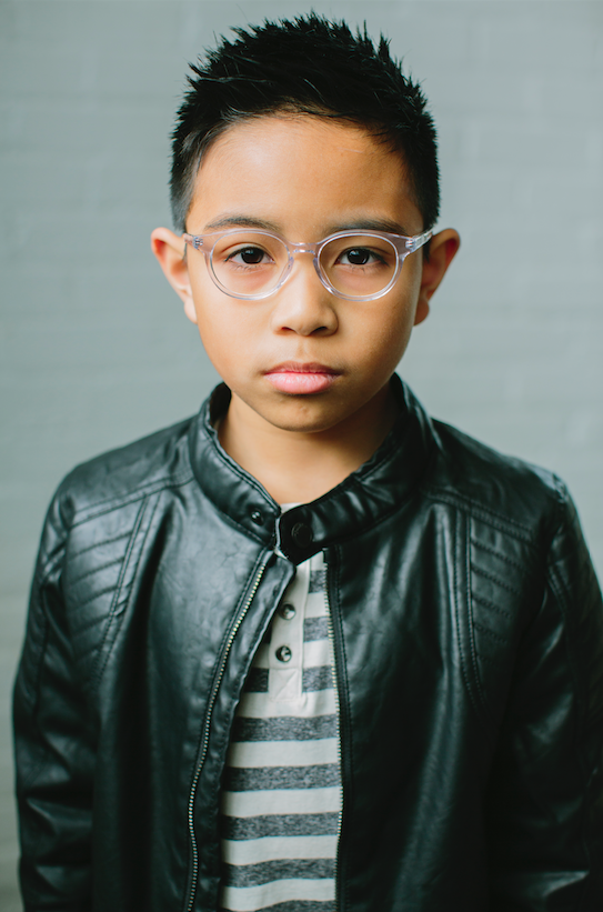 f6ce927825e Boys Eyeglass Frames    Paul Frames in Limited Edition Clear    Paul boys  round glasses are offered in an array of color options