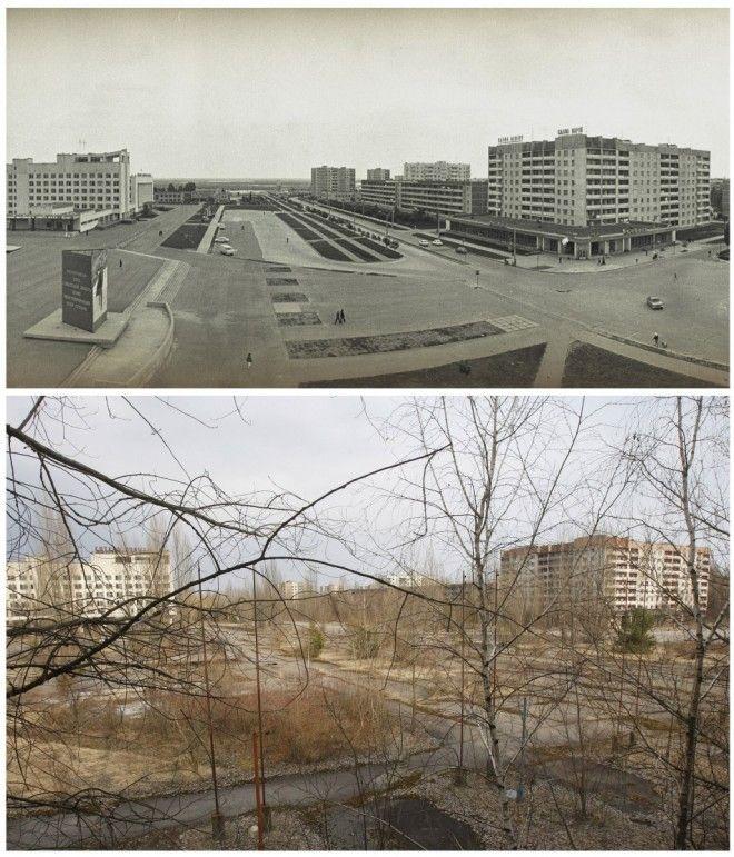 CHERNOBYL - O Horror Na História