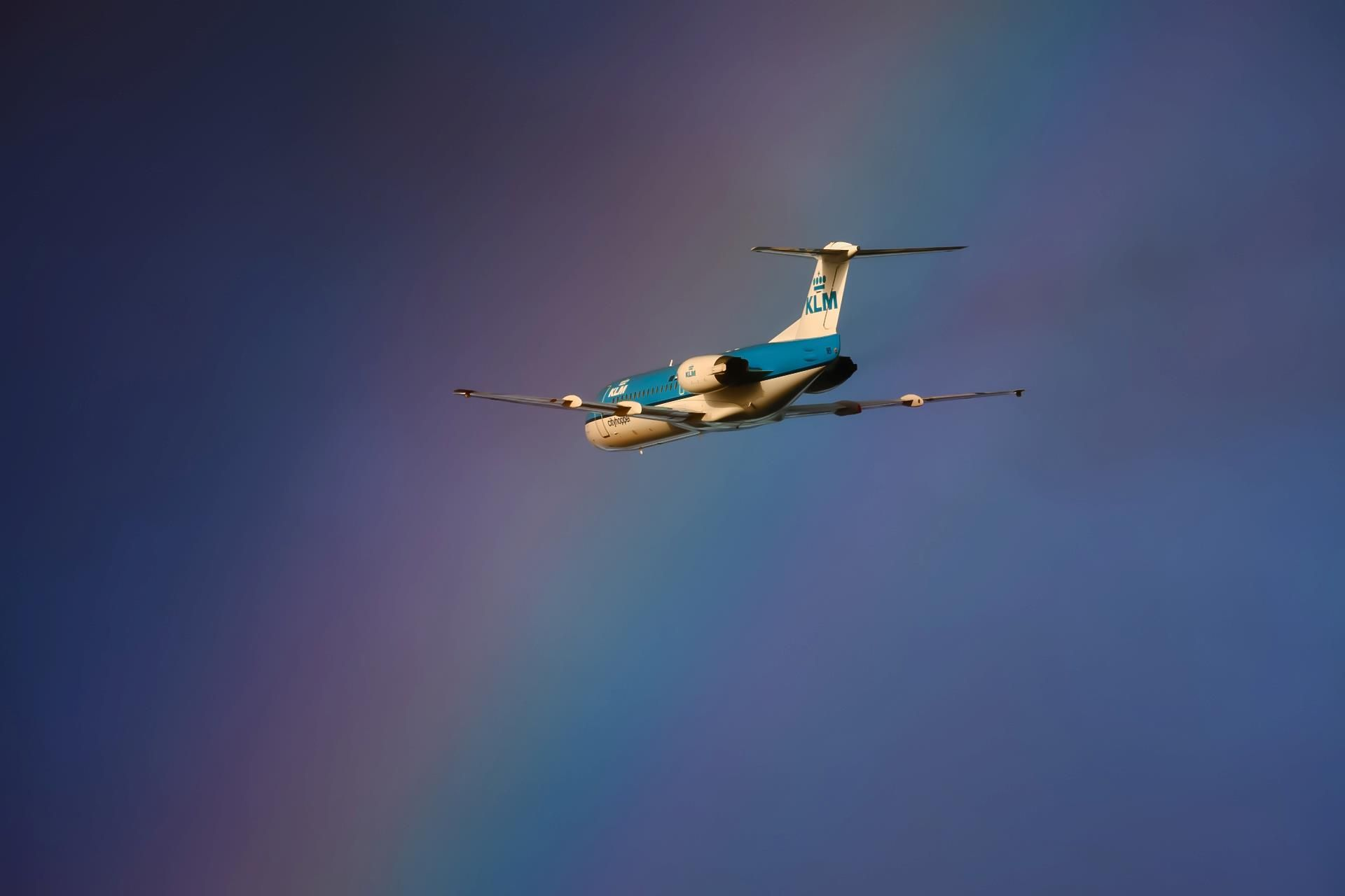 Photo uploaded on our #KLM Facebook Wall by: Andres Bolkenbaas