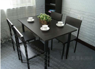 Stylish dining table IKEA deals combination dinette dining table and a small dining table minimalist - Taobao