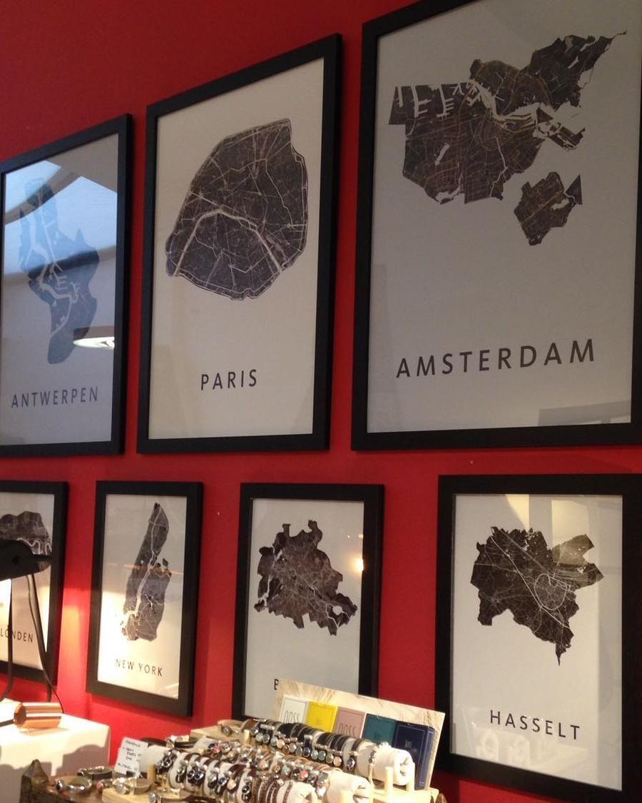 VERWONDERING  Vanaf woensdag zijn de wanden van @de_verwondering Maastricht weer volledig gevuld! Fijne zaterdagavond allemaal :)