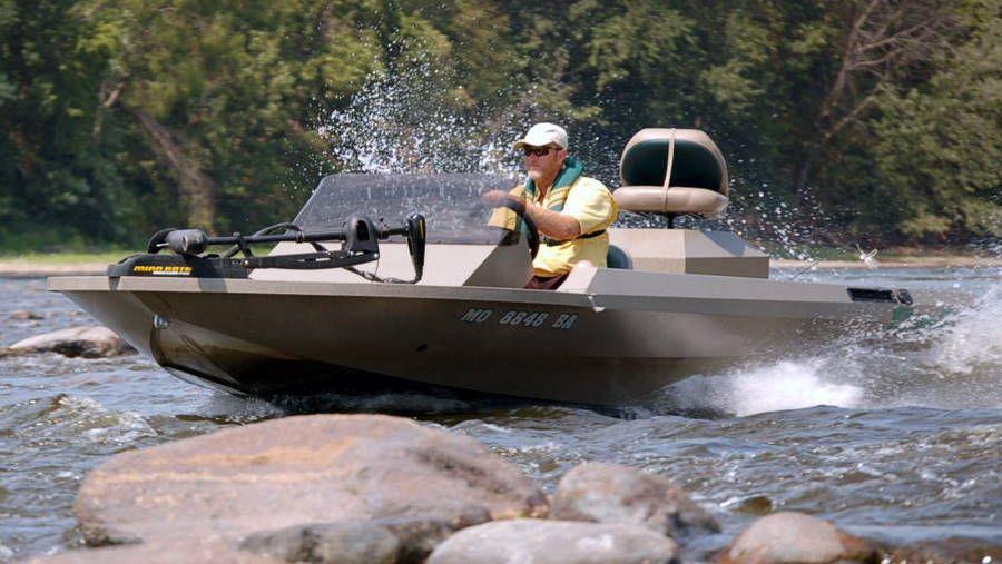 RiverPro Boats -Shallow Water Fishing Boats, Jet Boats