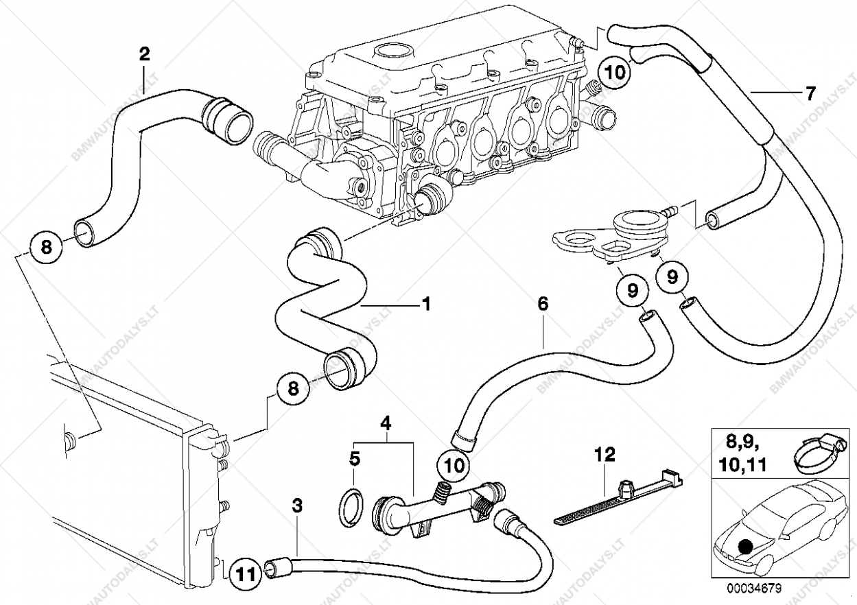 Engine Diagram Bmw M8 Zero Di 2020