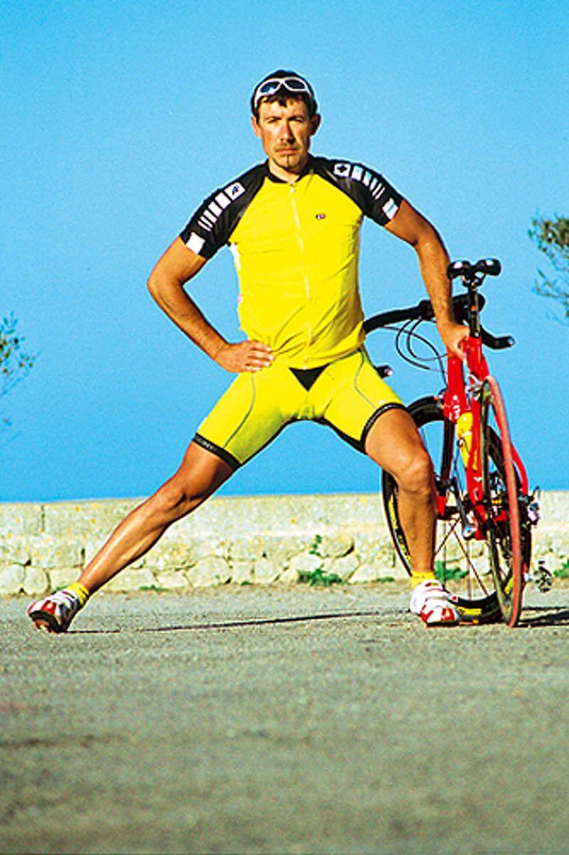 Dehnübungen für Biker: Immer schön geschmeidig bleiben