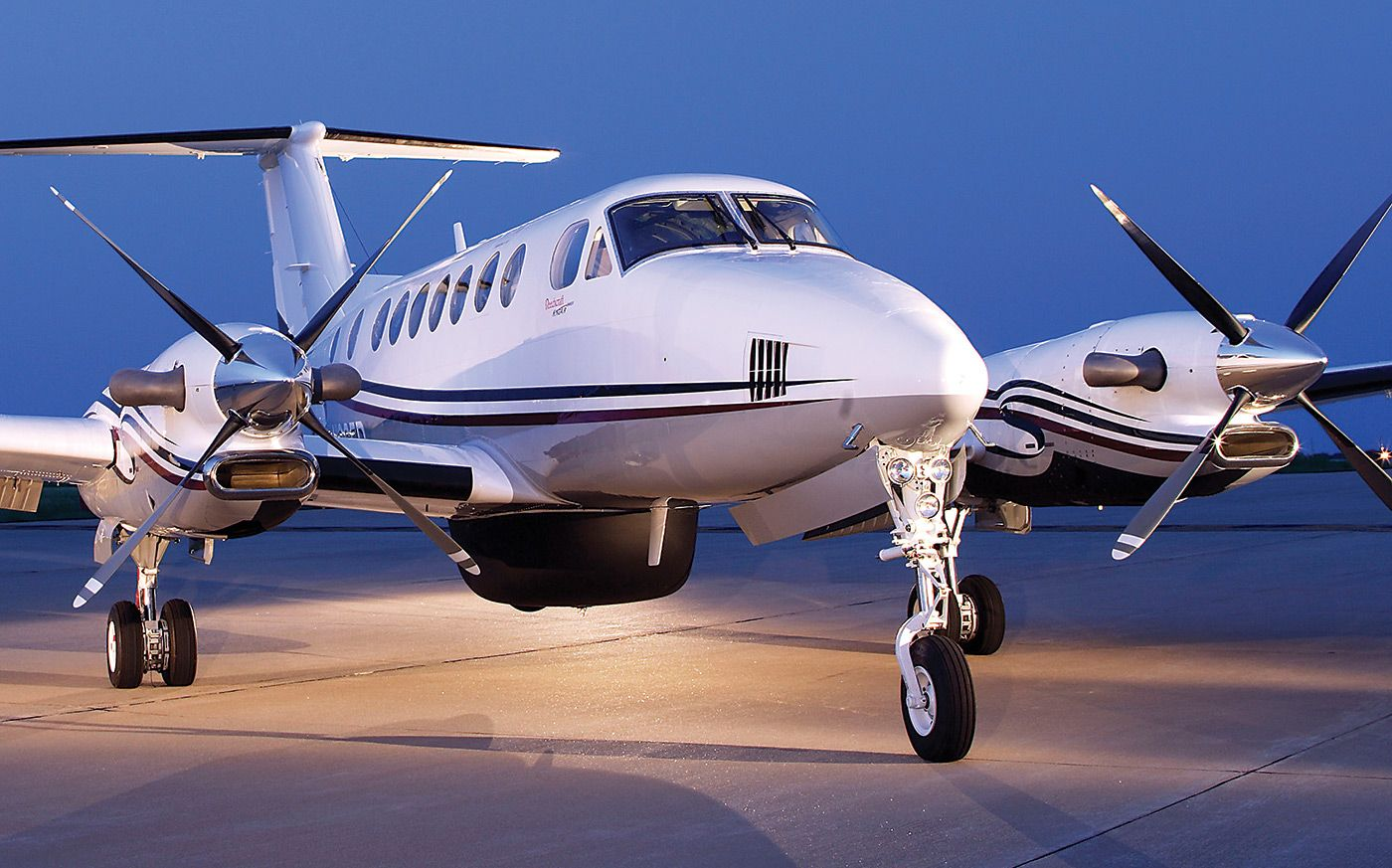 King Air 350ER identified as solution for Special Forces