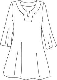 Vestido Manga Sino Moda Moda Feminina E Desenhos De Moda