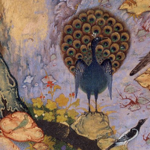 """See details of works in the collection related to """"Fancy"""" on our """"One Met. Many Words."""" interactive feature. 