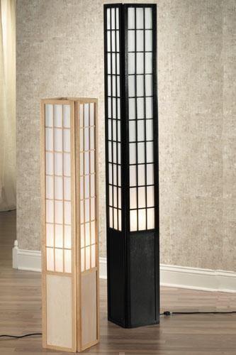 Shoji Floor Lamp   Instructions Atu2026