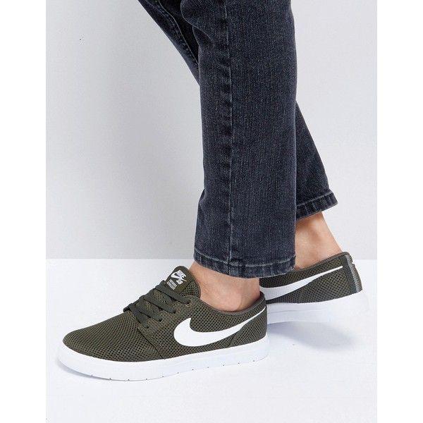 Nike SB Portmore Ii Ultralight Sneakers