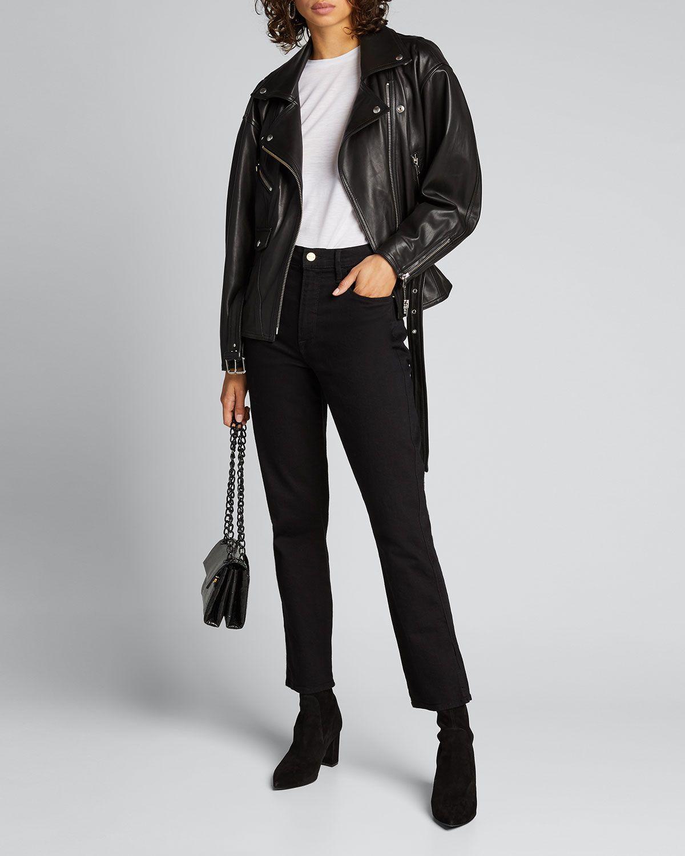 Iro Ikem Leather Moto Jacket Iro Cloth Leather Moto Jacket Moto Jacket Leather Moto [ 1500 x 1200 Pixel ]