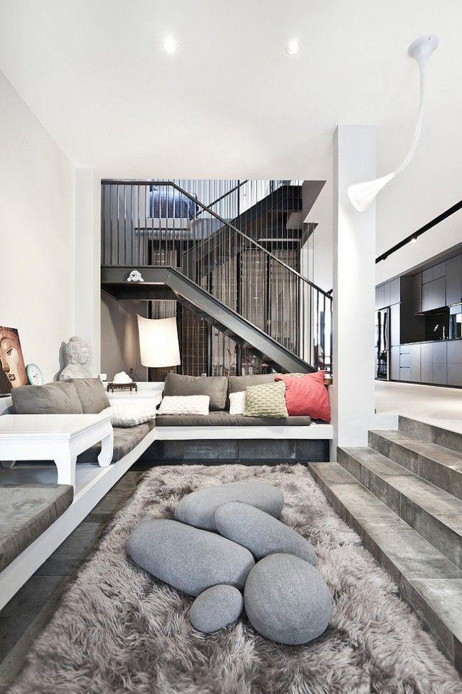 10 Ideas For A Cozy Modern Living Room Home Design Ideas Contemporary Living Room Design Modern Apartment Living Room Living Room Designs